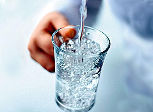 Вода для энергии и тонуса