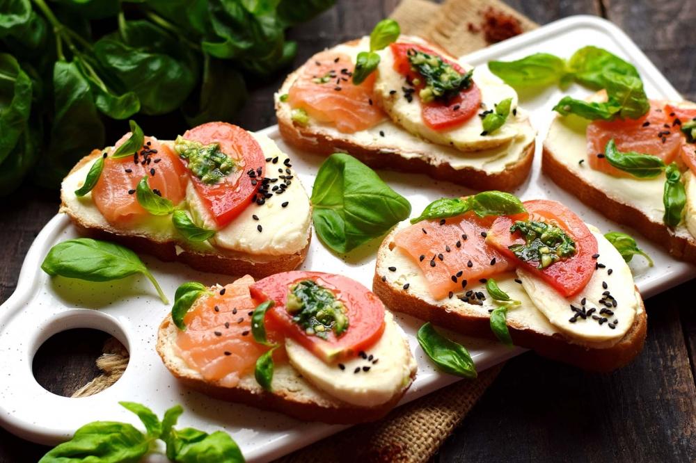 Бутерброды для энергии и тонуса