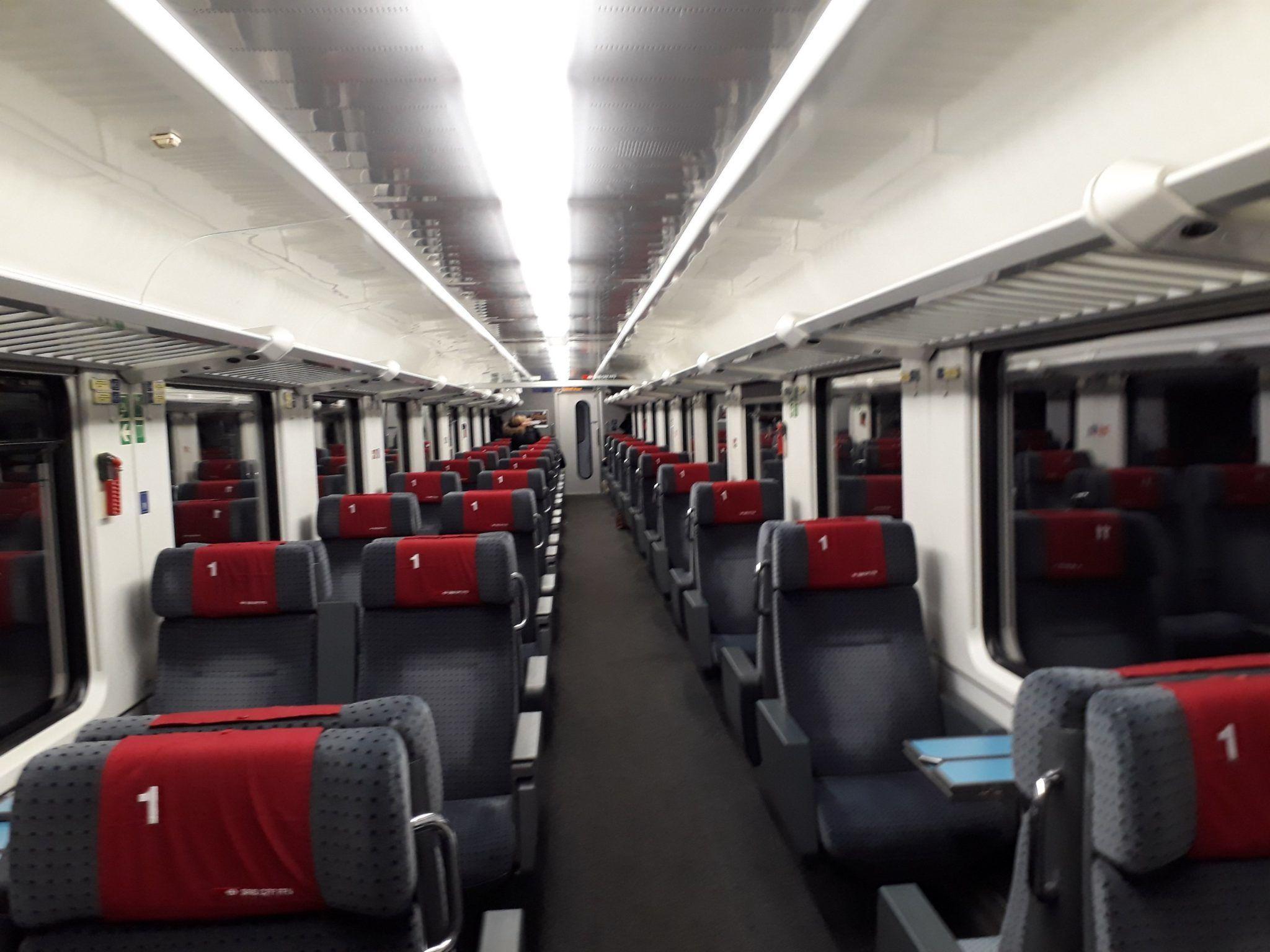 Можно ли заразиться коронавирусом в поезде
